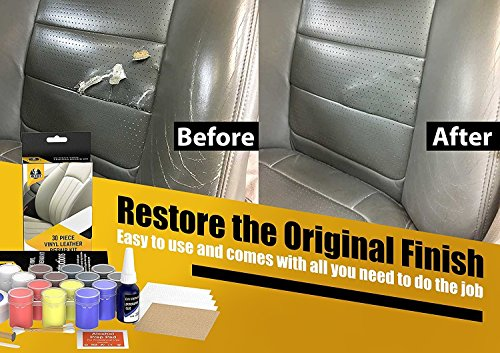 Buy leather repair kit for car seats