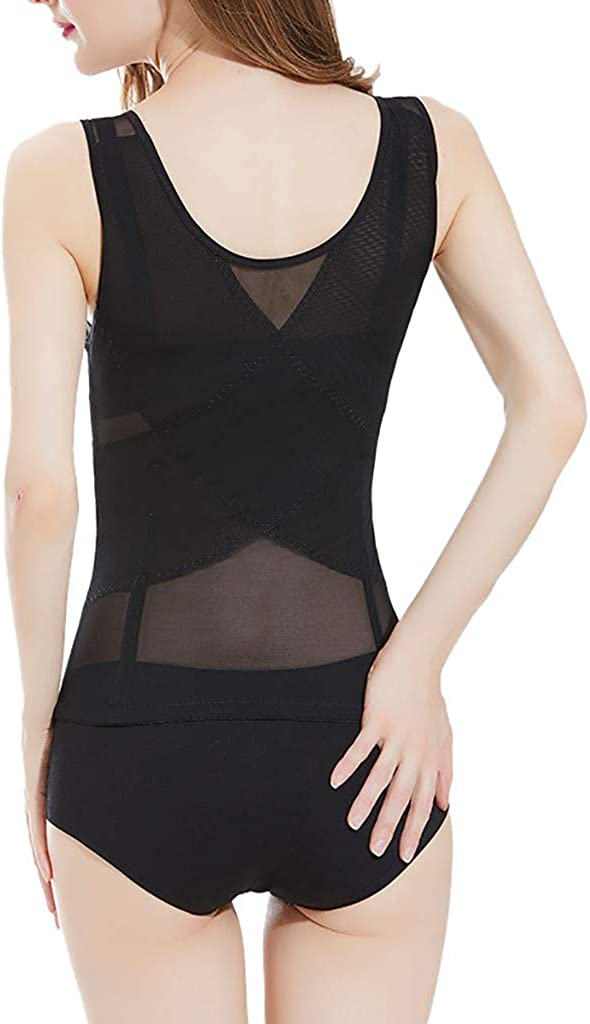 OPAKY Modeladora sin Costuras para Mujer Use su Propio Sost/én con un Body de Espalda con Posturas Body Shaper Faja Reductora Cintura Mujer Body Shaper Cors/é