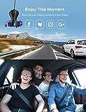 Dash Cam, VAVA 4K 3840X2140@30Fps Wi-Fi Car Dash