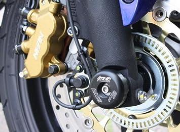 Satz Gsg Moto Sturzpads Vorderrad Passend Für Die Honda Cbr 600 F Pc41 11 Auto