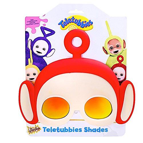 Sunstaches Teletubbies Po Red Sunglasses, Party Favors,