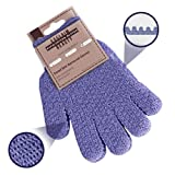 Best Exfoliating Gloves - Exclaim Beauty Exfoliating Gloves Body Scrubber Gloves For Review