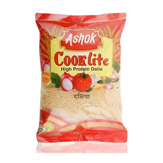 Ashok cooklite Rosted Dalia 1kg (1)