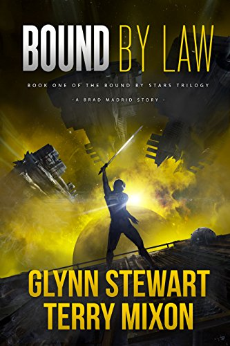 Bound By Law (Vigilante Book 3)