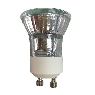 5X GU10 Halogenlampen licht Leuchte Beleuchtung warmweiß 220V 35W +C(35mm) Halogenlampe (35)