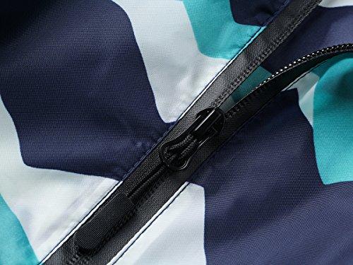 Ponchos Avec Pluie Cape De Capuche Léger Manteau Diamants Imperméable Linenlux OwqPBP