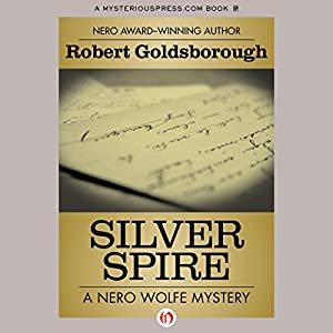 Silver Spire Audiobook