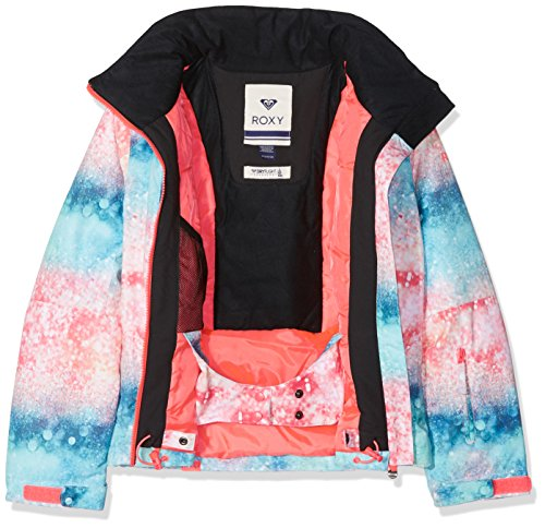 Neon Roxy Enfant Ski de Solargradient Veste Grapefruit 4wawIrPq