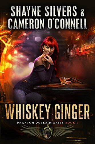 Whiskey Ginger: Phantom Queen Book 1 - A Temple Verse Series (The Phantom Queen Diaries) cover