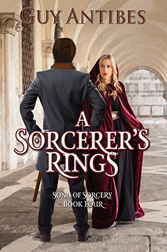 A Sorcerer's Rings (Song of Sorcery Book 4) cover