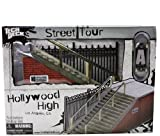 Tech Deck  Street Tour - Replica Hollywood High