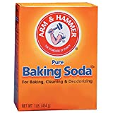 Baking Soda, 16oz Box, 24/Carton, Sold as 1 Carton