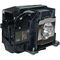 SpArc Bronze Epson ELPLP88 Projector Replacement Lamp with Housing