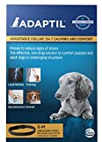 #9: Adaptil Calming Pheromone Adjustable Collar for Stressful Small Dogs or Puppy Training max. Neck Size 14.7-Inch