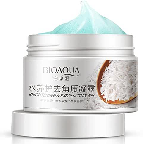 Moisturize Facial Scrub Face Cream Cosmetics Makeup Beauty Sealer Removal Strongly Brightening And Whitening Skin Care