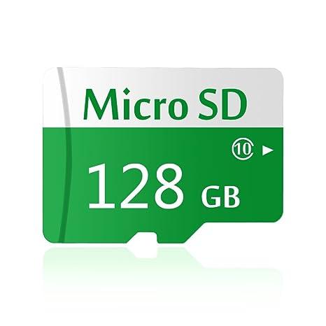 Calidad MicroSD Tarjeta De Memoria Clase 10 128 GB 64 GB 32 ...