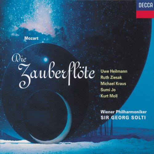 Mozart - Die Zauberflöte (The Magic Flute) Magic Flute Vienna