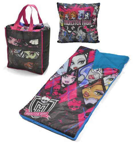 Monster High Slumber Tote (Monster High Party Set)