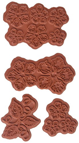 Heartfelt Creations Classic Rose Cling Rubber Stamp by Heartfelt Creations