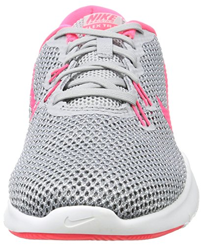 Flex Zapatillas racer wolf Pink stealth Mujer Para Nike 7 Grey Running De Trainer Multicolor 4wnAaqZH