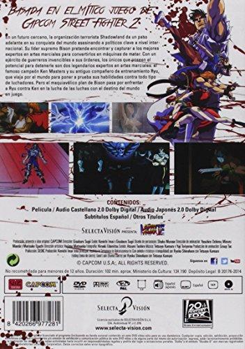 Amazon.com: Street Fighter II: Movies & TV
