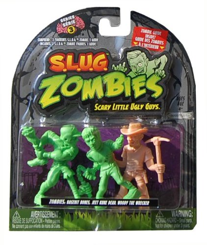 S L U G ZOMBIES FIGURES PACK Basehit product image