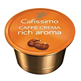 Tchibo Cafissimo Capsulals Caffe Crema Rich Aroma Caffitaly,Gaggia (Was Called