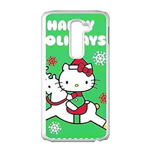 HUAH Hello kitty Phone Case for LG G2 Case by icecream design