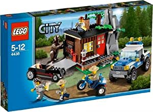 LEGO 4438 City - Guarida de los ladrones