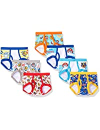 Handcraft Little Boys' Toddler Paw Patrol Brief, Pack of...
