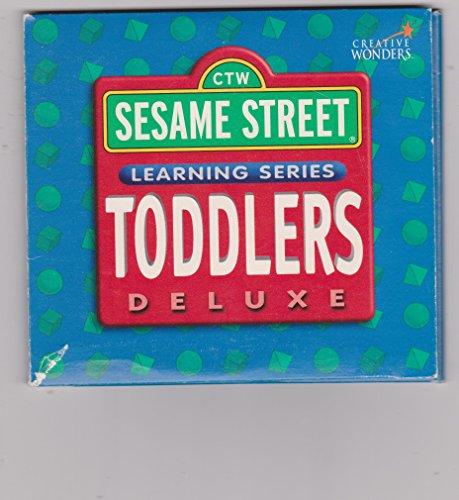 Sesame Street Learning Series: Toddlers Deluxe Sesame Street Art Workshop
