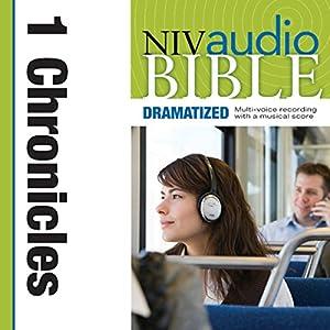 NIV Audio Bible: 1 Chronicles (Dramatized) Audiobook