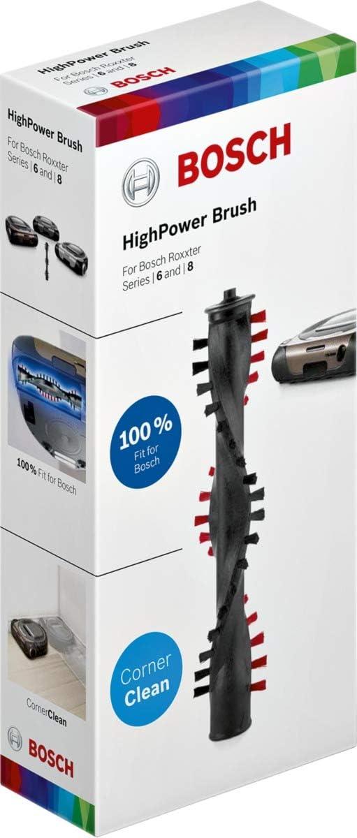 Bosch BRZ1AB Robot vacuum Cepillar accesorio y suministro de vacío - Accesorio para aspiradora (Robot vacuum, Cepillar, Negro, Bosch, Roxxter BCR1/BSR1, 400 g): Amazon.es: Hogar