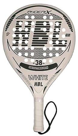 HBL Phoenix White Pala de Padel: Amazon.es: Deportes y aire ...