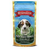 The Missing Link – Original All Natural Omega & Superfood Puppy Supplement – Healthy Skin & Coat & Immune System – 8oz Review