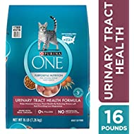 Purina ONE Urinary Tract Health Dry Cat Food; Urinary Tract Health Formula - 16 lb. Bag