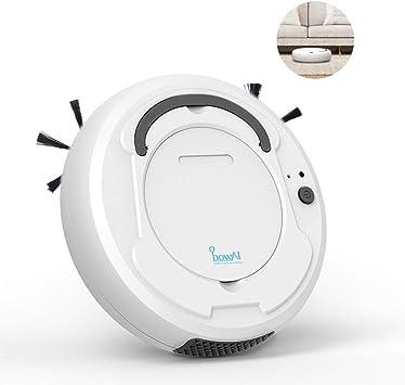 YLJYJ Robot Aspirador, 3 En 1 Inteligente Aspirador Automático Y ...