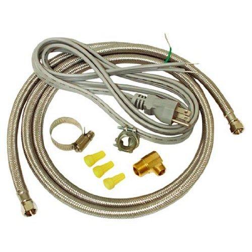 dishwasher braided drain hose - 3