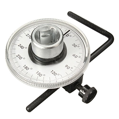 1/2 inch Drive Angle Torque Wrench Measure Car Gauge Tool Set Adjustable by BephaMart (Image #4)