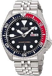 Seiko import Black SKX009KD men's SEIKO watches reimportation overseas model