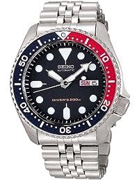 Seiko import Black SKX009KD mens SEIKO watches reimportation overseas model (japan import)