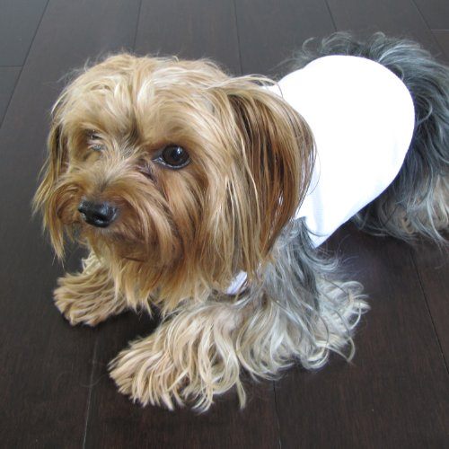 Cool White Dog Shirt X-Large, My Pet Supplies