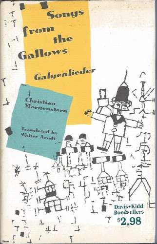 Image for Songs from the Gallows: Galgenlieder