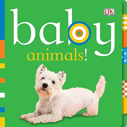 Touch and Feel Baby Animals (DK Touch and Feel) pdf epub