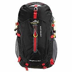 5055ea81a9 Docooler 40L Traspirante Spalla Zaino Viaggio Trekking Alpinismo Zaino  Unisex Zainetto All'Aperto