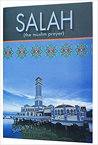 Salah The Muslim Prayer Guide How to Prayer in Islam (1st Class Delivery)