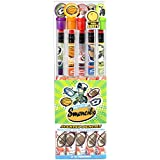 Scentco Sports Smencils 5-Pack of HB #2 Scented Pencils