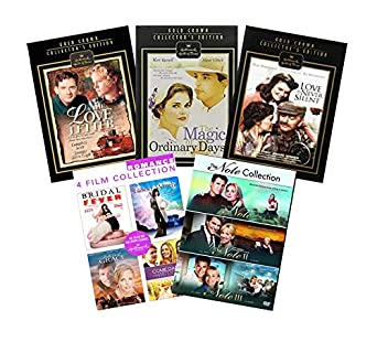 Amazon.com: Ultimate Hallmark Channel 10 Movie Love & Romance DVD