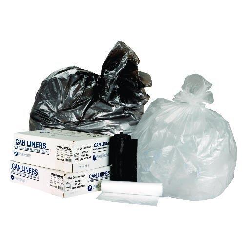 Garbage Can Liner, High-Density, 12 Mic, 36 X 60, - 12 Liner Mic
