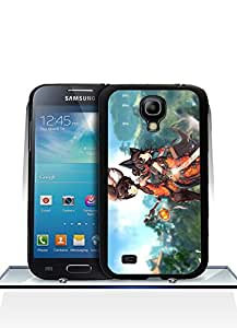 Cool Funda Case for Samsung Galaxy S4 Mini Game Blade & Soul Drop Proof Rugged Anti Slip Durable High Impact Extra Slim
